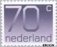 Nederland NL 1117  1991 Cijfer type 'Crouwel' 70 cent  Postfris