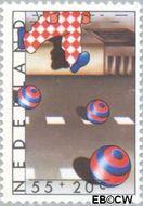 Nederland NL 1148  1977 Gevaren voor het kind 55+20 cent  Gestempeld