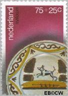 Nederland NL 1156  1978 Aardewerk 75+25 cent  Gestempeld