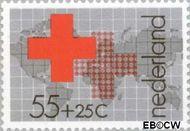 Nederland NL 1163  1978 Gezondheidszorg 55+25 cent  Gestempeld