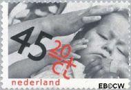 Nederland NL 1187  1979 Rechten kind 45+20 cent  Gestempeld