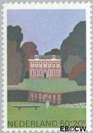 Nederland NL 1195  1980 Landschappen 50+20 cent  Gestempeld