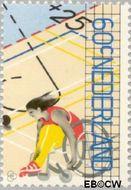 Nederland NL 1203  1980 Olympische Spelen voor Gehandicapten 60+25 cent  Gestempeld