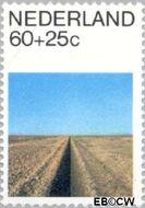 Nederland NL 1218  1981 Landschappen 60+25 cent  Gestempeld