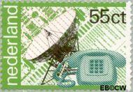 Nederland NL 1221  1981 PTT-diensten 55 cent  Postfris