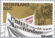 Nederland NL 1260#  1982 Universiteit Amsterdam  cent  Gestempeld