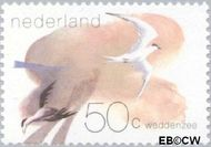 Nederland NL 1268  1982 Waddengebied 50 cent  Gestempeld