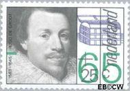 Nederland NL 1283  1983 Bekende personen 65+25 cent  Gestempeld