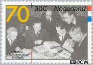 Nederland NL 1311  1984 Postzegeltentoonstelling FILACENTO 70+30 cent  Postfris