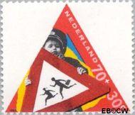 Nederland NL 1343  1985 Kind en verkeer 70+30 cent  Postfris