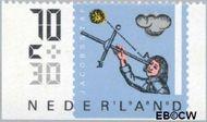 Nederland NL 1352c  1986 Meetinstrumenten 70+30 cent  Gestempeld