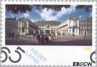 Nederland NL 1386#  1987 Paleis Noordeinde  cent  Gestempeld