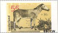 Nederland NL 1402a  1988 Dieren 55+30 cent  Gestempeld