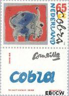 Nederland NL 1409  1988 Cobra 65 cent  Gestempeld