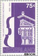 Nederland NL 1413  1988 Concertgebouw Orkest 75 cent  Gestempeld