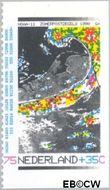 Nederland NL 1447d  1990 Het weer 75+35 cent  Gestempeld