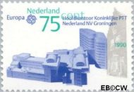 Nederland NL 1452  1990 C.E.P.T.- Postkantoren 75 cent  Gestempeld
