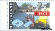 Nederland NL 1471c  1991 Boerderijen 75+35 cent  Gestempeld