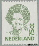 Nederland NL 1488a  1991 Koningin Beatrix- Type 'Inversie' 75 cent  Gestempeld