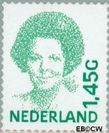 Nederland NL 1495b  2001 Koningin Beatrix- Type 'Inversie' 145 cent  Postfris