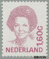 Nederland NL 1497  1991 Koningin Beatrix- Type 'Inversie' 160 cent  Gestempeld
