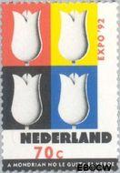 Nederland NL 1518  1992 Wereldtentoonstelling- Sevilla 70 cent  Gestempeld