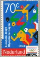 Nederland NL 1563  1993 Jeugd Olympische Dagen 70 cent  Gestempeld