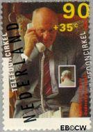 Nederland NL 1610  1994 Ouderen en telefooncirkel 90+35 cent  Gestempeld