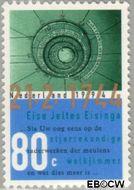 Nederland NL 1612  1994 Eisinga planetarium 80 cent  Gestempeld