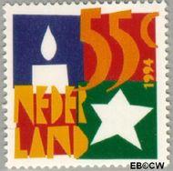 Nederland NL 1629  1994 Gereduceerd tarief 55 cent  Gestempeld