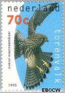 Nederland NL 1649  1995 Roofvogels 70 cent  Gestempeld