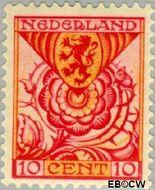 Nederland NL 168  1925 Provinciewapens 10+2½ cent  Gestempeld