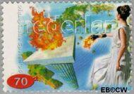 Nederland NL 1683  1996 Sport 70 cent  Gestempeld