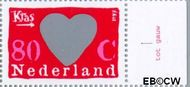 Nederland NL 1709d  1997 Kraszegels 80 cent  Gestempeld