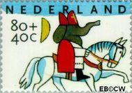 Nederland NL 1784  1998 Kinderfeesten 80+40 cent  Postfris