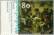 Nederland NL 1830  1999 Nederlandse kunst 17e eeuw 80 cent  Postfris