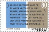Nederland NL 1961  2001 Tussen twee culturen 80 cent  Gestempeld