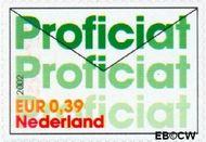 Nederland NL 2058  2002 Felicitatie- zegels 39 cent  Gestempeld
