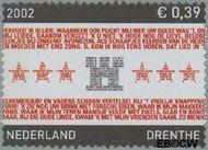 Nederland NL 2066  2002 Provincie- zegel Drenthe 39 cent  Gestempeld
