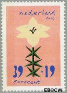 Nederland NL 2254  2004 Bloem en kunst 39+19 cent  Gestempeld