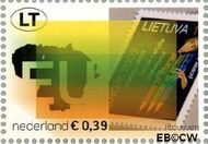 Nederland NL 2261  2004 Uitbreiding E.U. 39 cent  Postfris