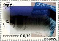 Nederland NL 2262  2004 Uitbreiding E.U. 39 cent  Gestempeld
