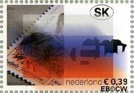 Nederland NL 2267  2004 Uitbreiding E.U. 39 cent  Gestempeld