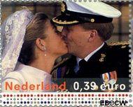 Nederland NL 2276  2004 Koninklijke Familie (III) 39 cent  Gestempeld