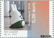 Nederland NL 2331  2005 Kunst 39 cent  Gestempeld
