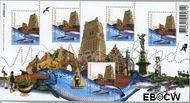 Nederland NL 2421  2006 Mooi Nederland- Woudrichem  cent  Gestempeld