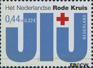 Nederland NL 2512a#  2007 Rode Kruis  cent  Gestempeld