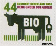 Nederland NL 2552  2008 Tien voor Nederland (Zuinig met energie) 44 cent  Gestempeld