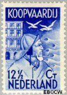 Nederland NL 260  1933 Zeemanszegels 12½+3½ cent  Gestempeld