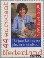 Nederland NL 2636a#  2009 NVPV  cent  Gestempeld